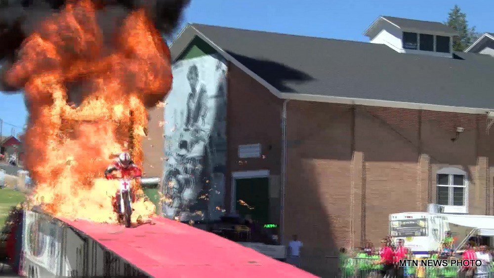 "Butte is getting fired up for the annul ""Evel Knievel Days"" festival"
