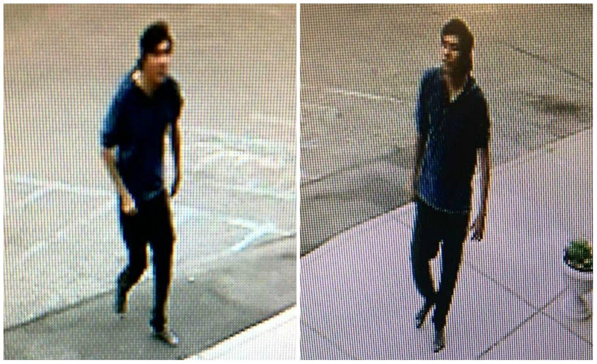 """The Great Falls Police Department is asking for help in identifying a person who may have information about """"an act of expensive vandalism."""""""