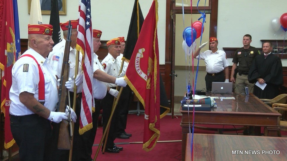Veterans Treatment Court hosts graduation ceremony in Great Falls
