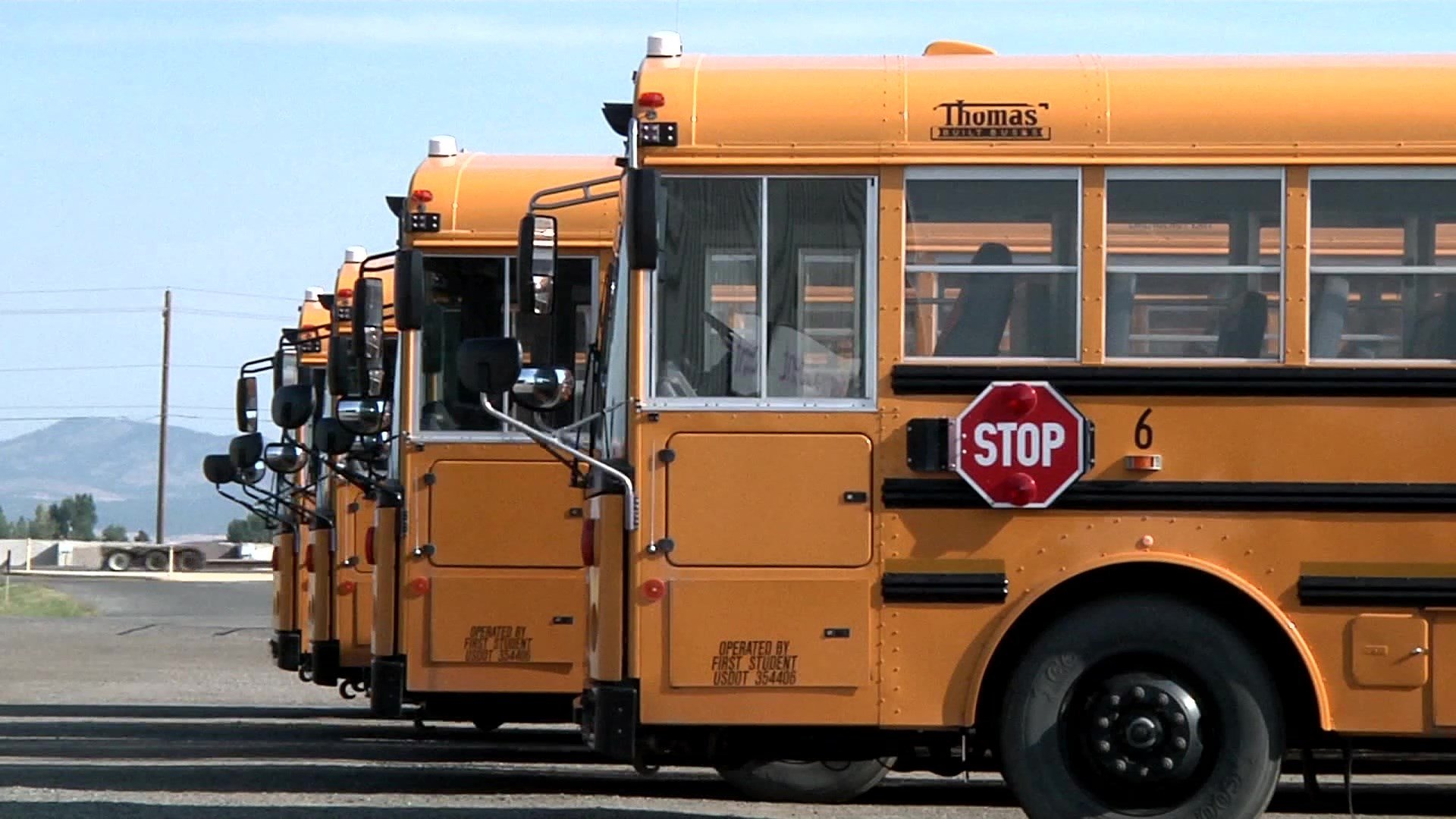 Back to school bus safety reminders