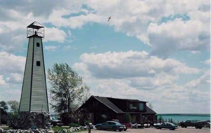The Lighthouse restaurant in Valier (Photo from Facebook page)