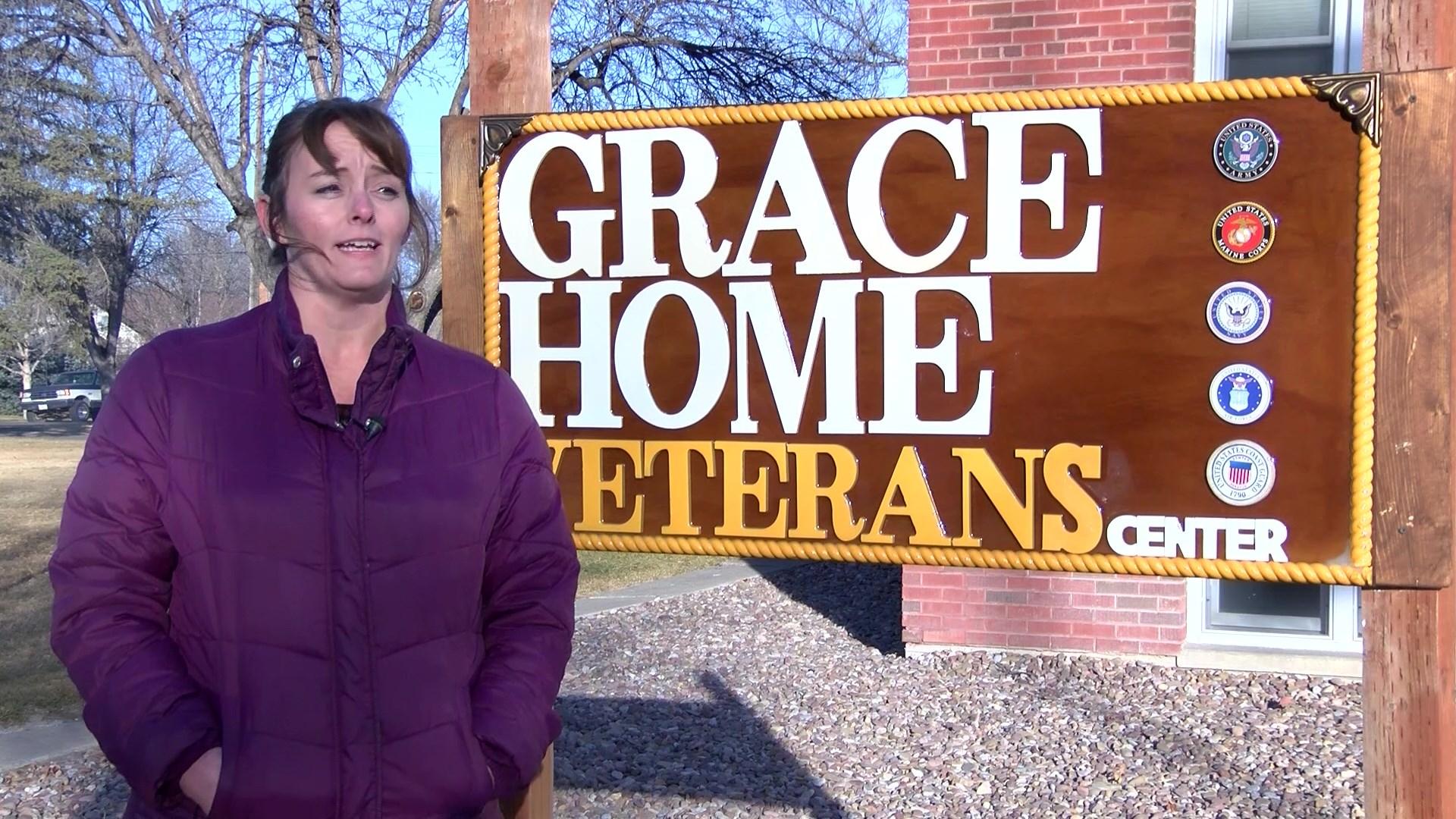 Jennifer Lehman, director of Grace Home