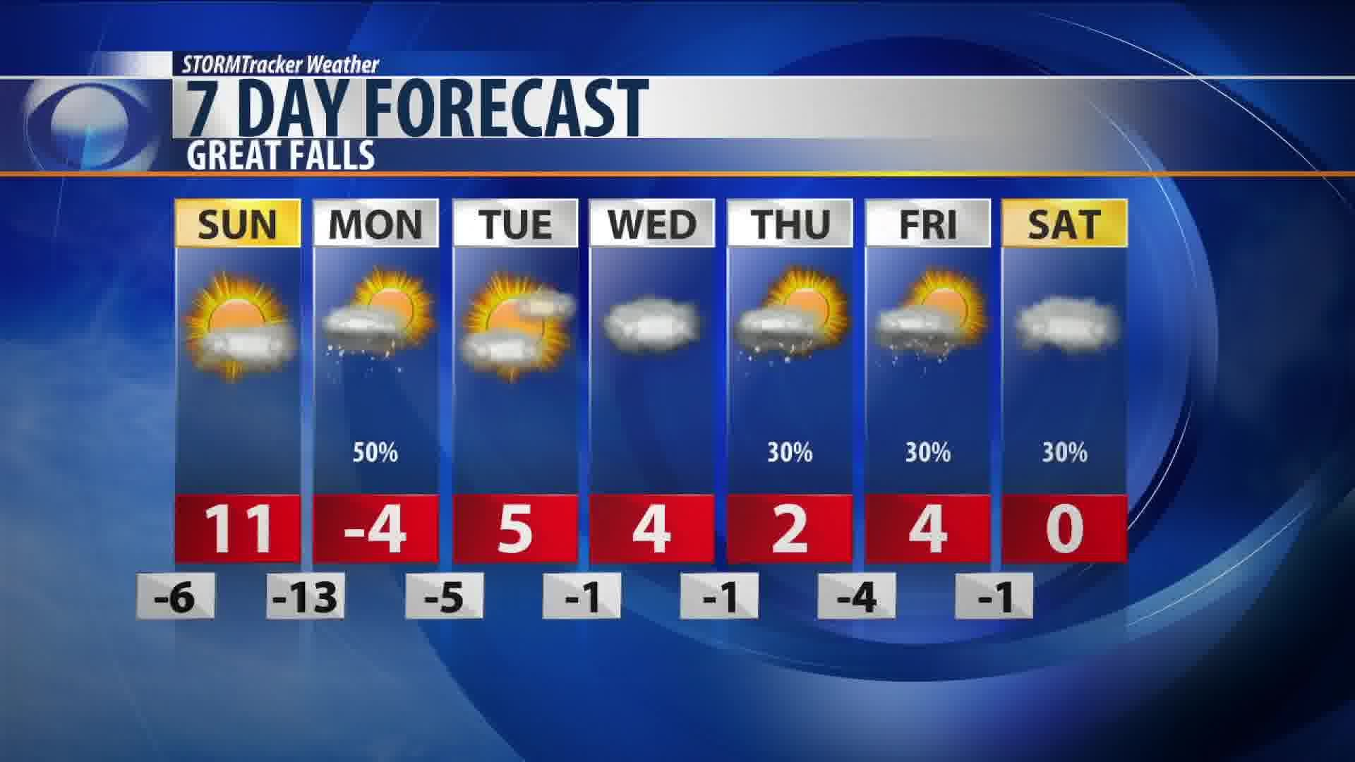 Snow Possible Thursday Night and Friday