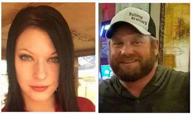 Adam Miller, 36, and Christel Cameron, 26, died in the fire