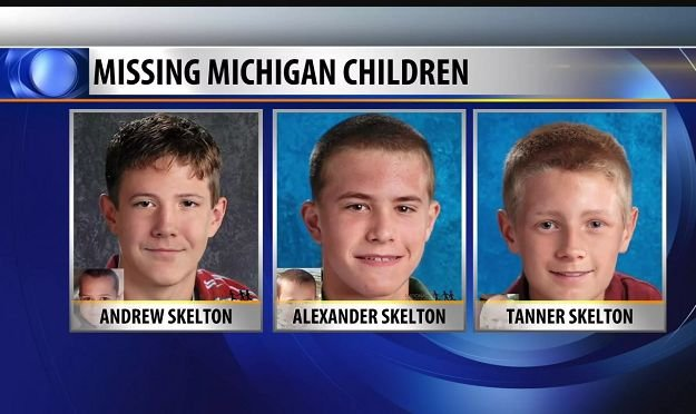 Remains Found In Montana Determined Not To Be From Missing Michigan Boys
