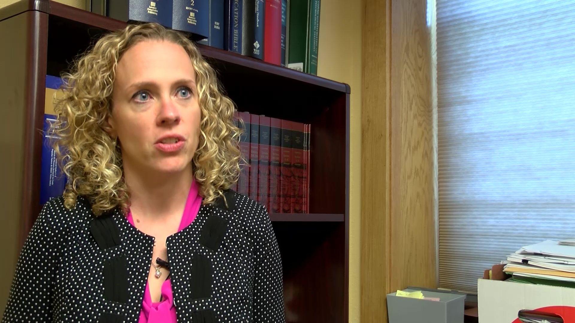 Karen Alley, Hill County Attorney (MTN News photo)