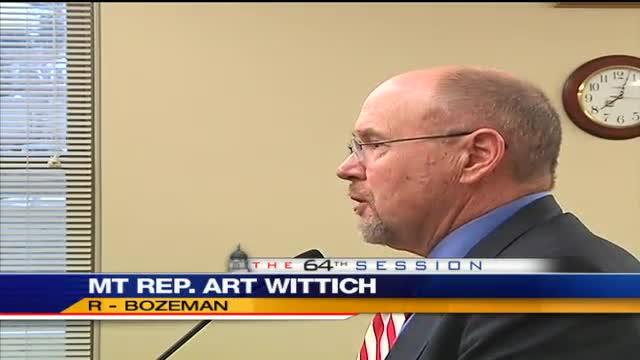 Art Wittich (R-Bozeman)