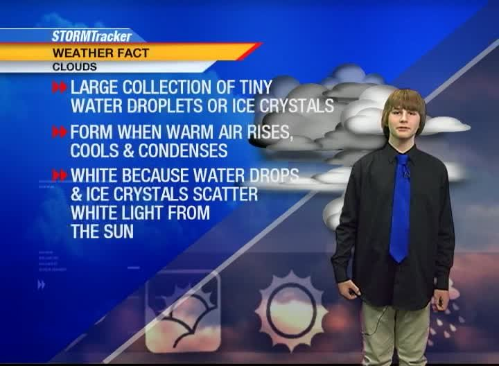 Jefferson Newman - Weather Rookie