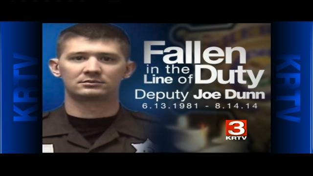 Cascade County Sheriff's Deputy Joseph Dunn