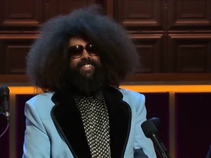 Reggie Watts is a 1990 graduate of Great Falls High School (PHOTO: CBS)