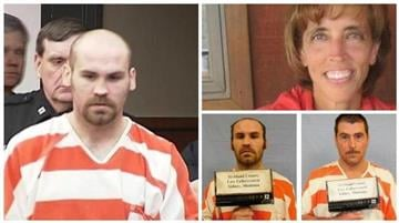 Spell's co-defendant, Lester Van Waters, 50, was sentenced in December to 100 years in prison