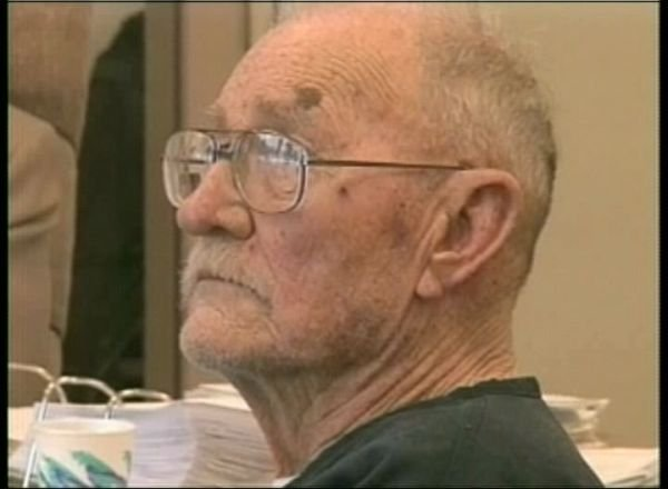 Frank Dryman was convicted of homicide more than 60 years ago and then spent four decades as a fugitive (MTN News photo)