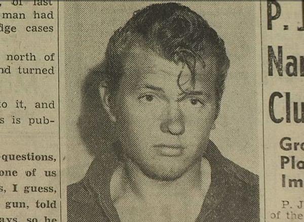 Frank Dryman in 1951
