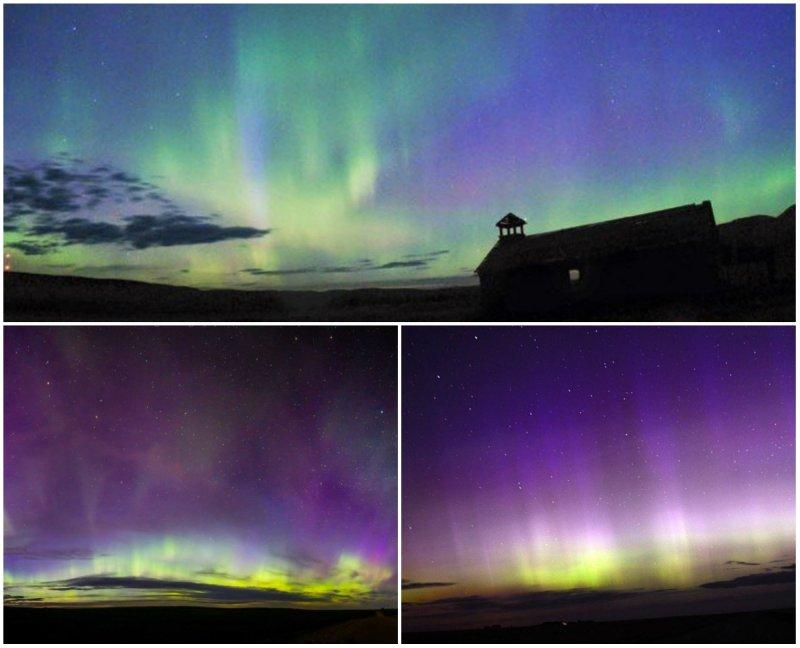 Viewer photos of Northern Lights
