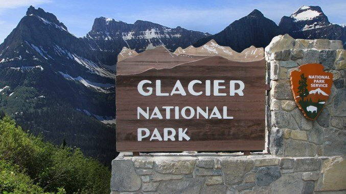 Glacier National Park (MTN News graphic)
