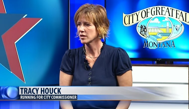 Great Falls City Commission candidate Tracy Houck
