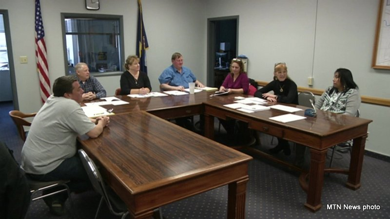 Cascade County Commissioners canvased the votes from the November 3rd election (MTN News photo)