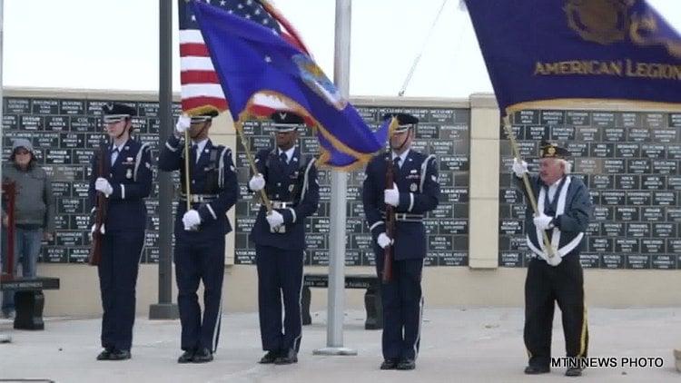 Veterans Day in Great Falls
