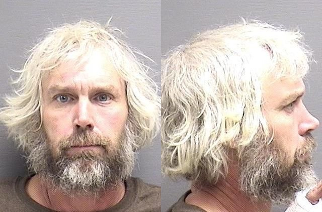 Douglas Stratton (Booking photo from Detention Center)