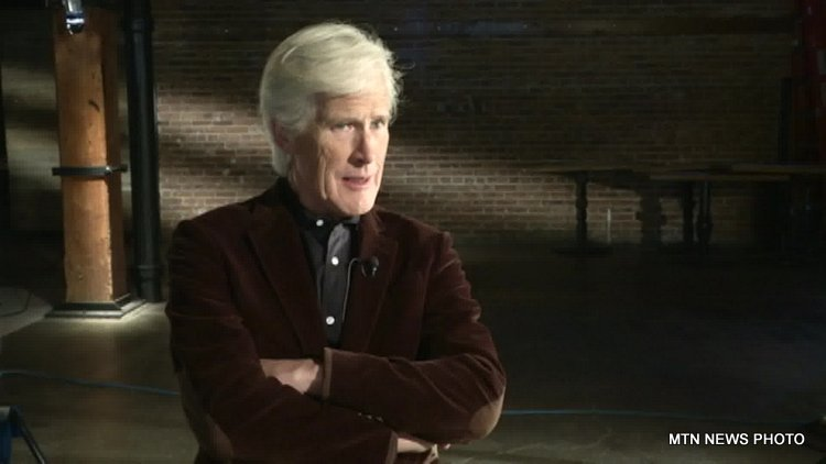 "Keith Morrison of ""Dateline"""
