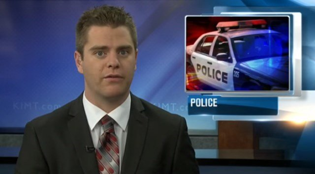 Tyler Mickelson, KIMT anchor (and former KRTV anchor)