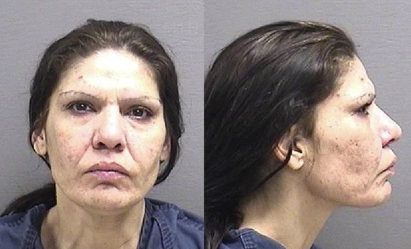 Stacie Azure (Photo from Cascade County Detention Center)