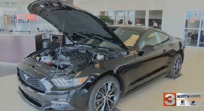 Ford Event Aims To Support Great Falls Police Community