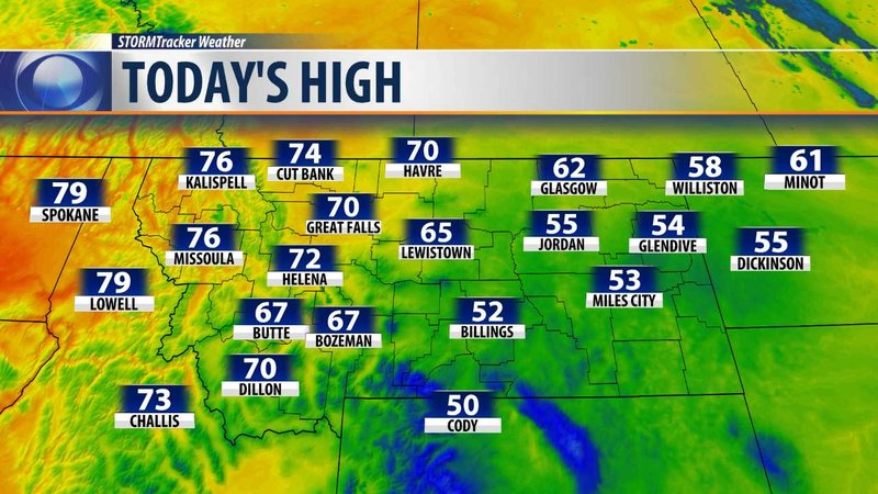 Warm And Sunny Continuous News Missoula