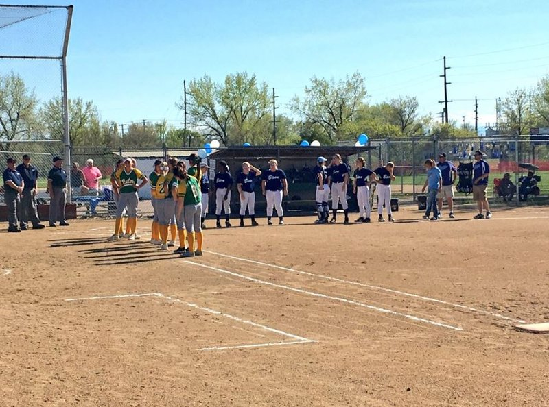 Gfhs takes first crosstown softball matchup with cmr for Bison motors great falls
