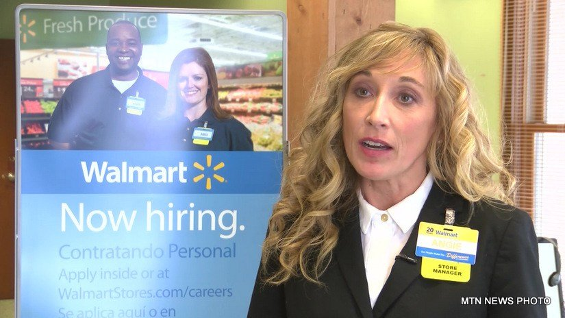 Walmart Is Hiring Scores Of People For New Store In Great Falls
