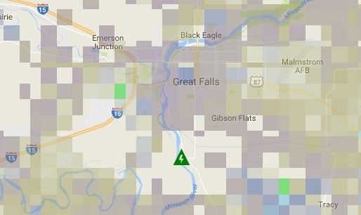 Power outage hits southwest side of Great Falls