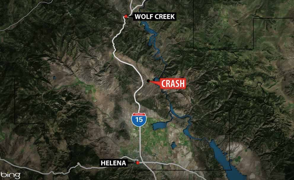 Helena woman identified as victim of Gates of the Mountains cras