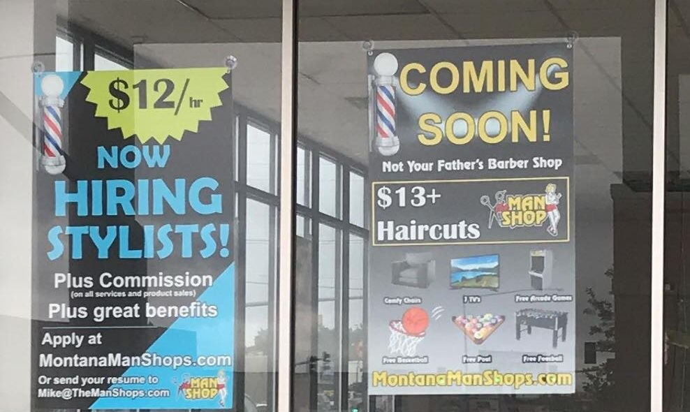 Montana Man Shop plans to open in Great Falls