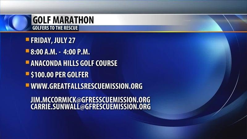 Community Connection: Golf Marathon