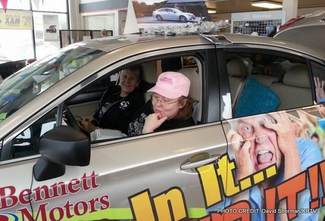 Al Francetich Officially Wins A New Car Krtv News In