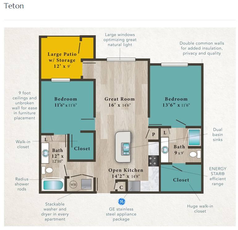 Progress continues at the Talus apartment complex in Great Falls ...