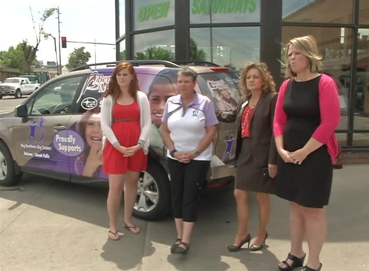 Big Brothers Big Sisters Is Consolidating Great Falls And