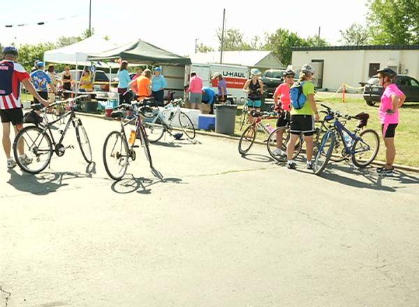 Bikes For Kids Charity Cruise Kids charity bike