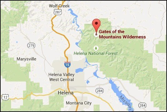 Wrong Turn Ends In A Latenight Rescue On The Missouri River - Missouri river map