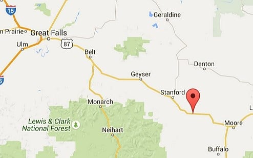2 People Dead In Judith Basin County Crash  KXLH