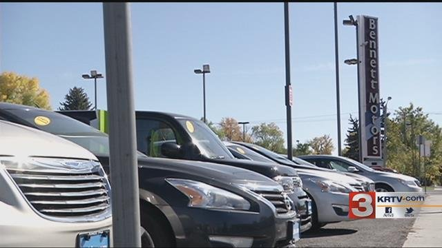 bennett motors in great falls has been sold to lithia