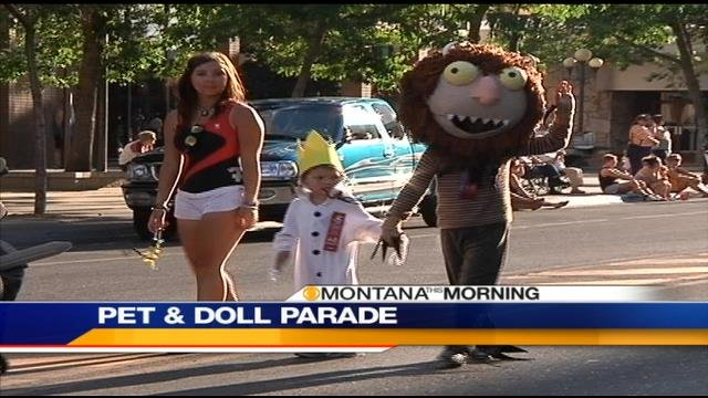 Archive photo of Pet and Doll parade